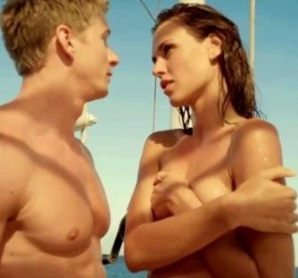 голые актрисы из сериала корабль