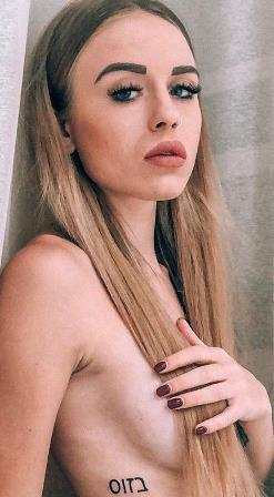 Эротичная попка очаровательной Melena